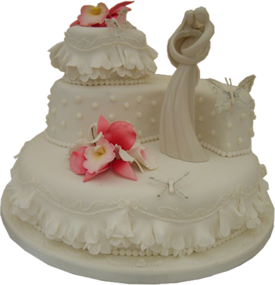 Cool Wedding Cake Png PNG Images