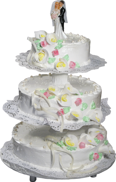 Wedding Cake Pictures PNG Images