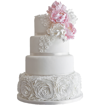 White Wedding Cake Png Images