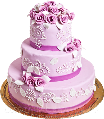 Wonderful Wedding Cake Pictures PNG Images