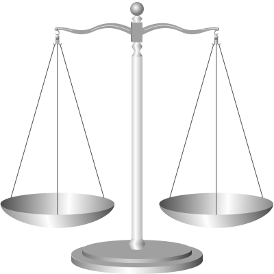 Justice Scale Png