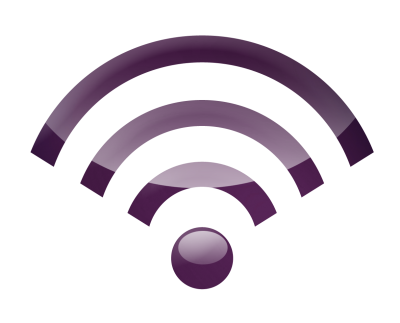 Purple, Wifi Signs, Icons, Png PNG Images