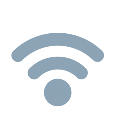 Simple Wifi icon Png PNG Images