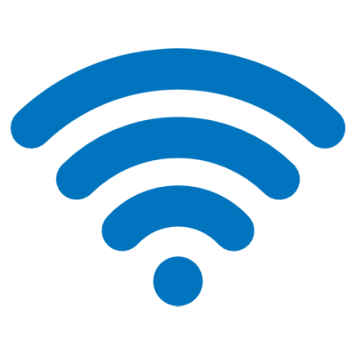 Wifi Logo Blue Png Photo