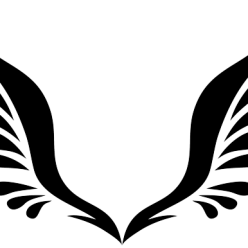 Angel Wings Tattoo Image PNG Images