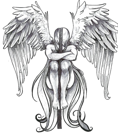 Angel Wings Tattoos Hd Photos PNG Images