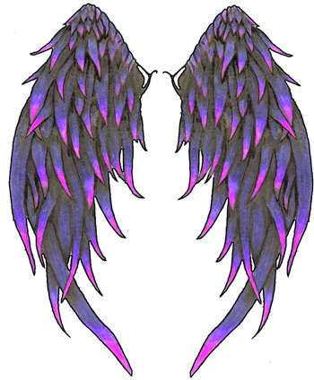 Angel Wings Tattoos High Quality Png PNG Images
