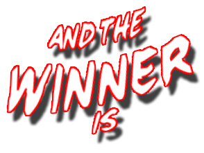 And The Winner is Photos PNG Images
