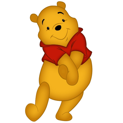 Baby Winnie The Pooh And Friends Clipart PNG Images