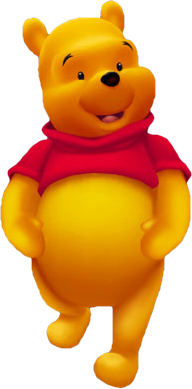Cute Winnie The Pooh Png PNG Images