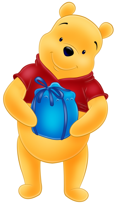 Teddy Bear Winnie The Pooh Png PNG Images
