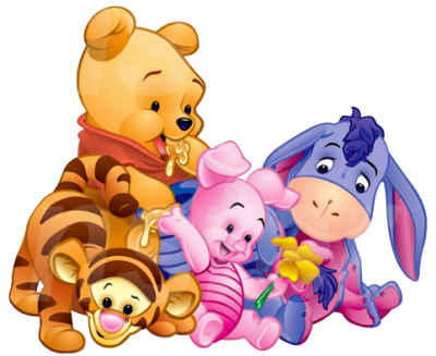 Winnie The Pooh Png Photo PNG Images