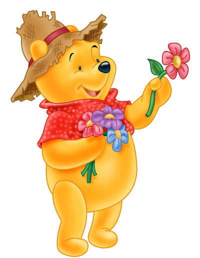 Winnie The Pooh Png Transparent PNG Images