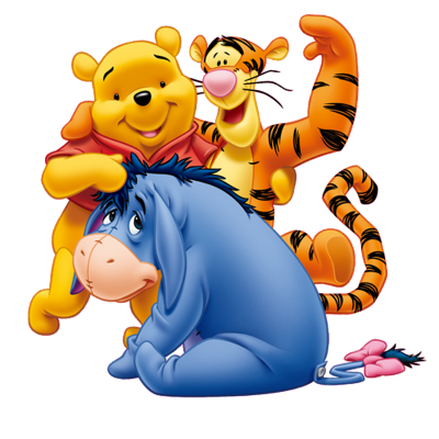 Winnie The Pooh Png Transparent Images   PNG Images