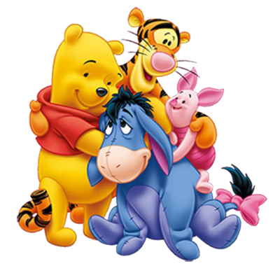 Winnie The Pooh Transparent PNG Images