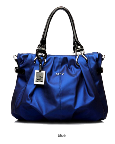 Blue Women Bag Transparent Background
