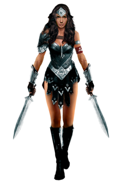 Games Wonder Woman Red Son Png Render  Photo