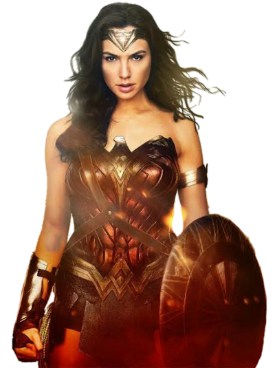 Gold Games Wonder Woman Png PNG Images