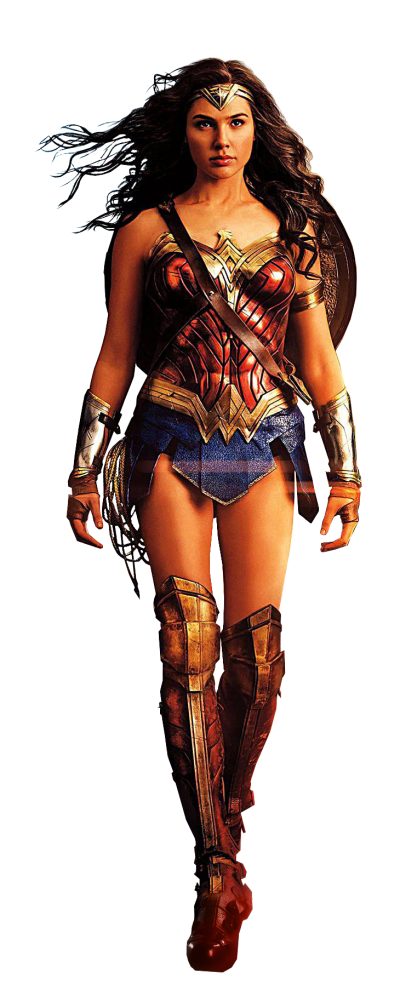 New Wonder Woman Png PNG Images