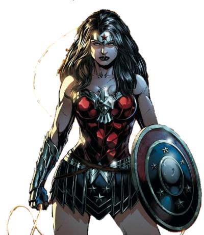 Wonder Woman Comic Png Render Games Pictures