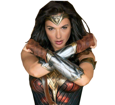 Wonder Woman Gal Gadot New Render Photos PNG Images