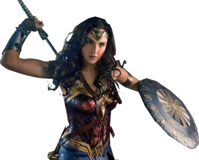 Wonder Woman Gal Gadot New Render Pictures PNG Images