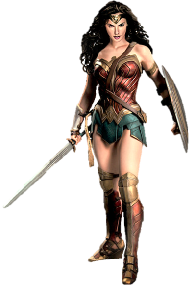 Wonder Woman Gal Gadot Png PNG Images