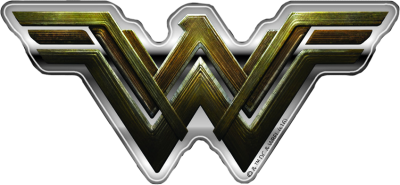 Wonder Woman Logo Lensed Emblem Png PNG Images