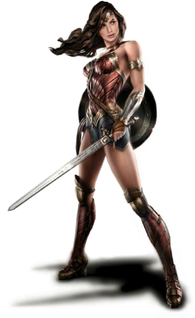Wonder Woman Png Transparent Images PNG Images