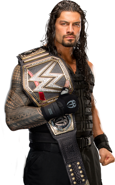 Facial Hair Roman Reigns, Wwe, World Heavyweight Championship, PNG Images