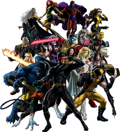 X Men Free Download PNG Images