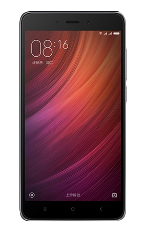 Download Xiaomi Redmi Note 4 PNG PNG Images