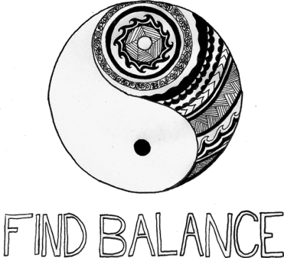 Balance, Coated, Yin Yang Tattoos Pictures PNG Images