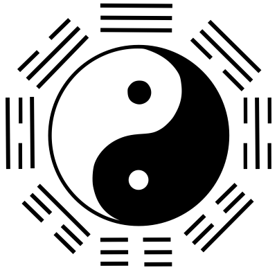 Simple Yin Yang Png Transparent Images