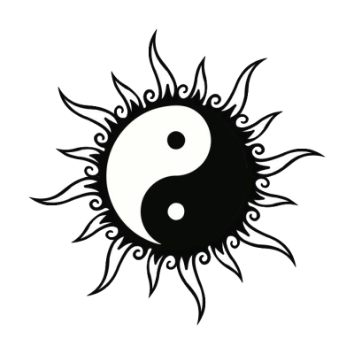 Sun And Moon Together Drawings images PNG Images