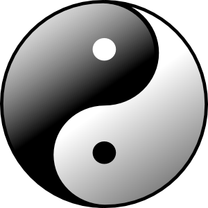 Yin Yang Tattoo Images Desings