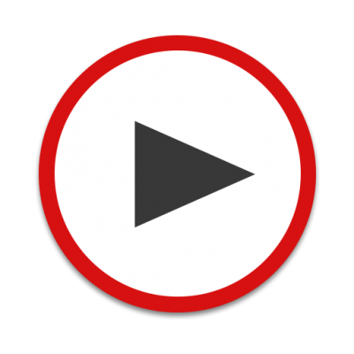 Circle Youtube icon Transparent PNG Images