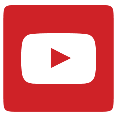Red Overlay Youtube icon Transparent Png PNG Images