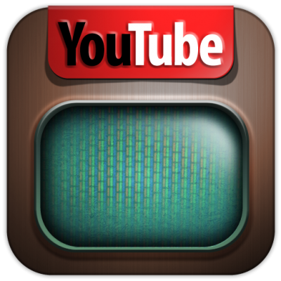 Youtube Television icon Transparent PNG Images