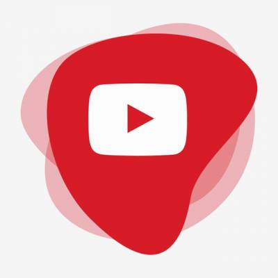 Social Media Application Youtube Logo icon Png images Free Download PNG Images