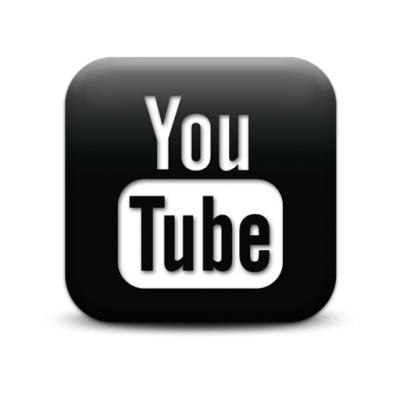 Clipart HD Youtube Logo Black