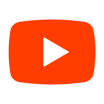 Orange Youtube Icon Png