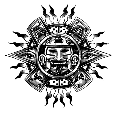 Mayan Tattoo Art Pictures Image PNG Images