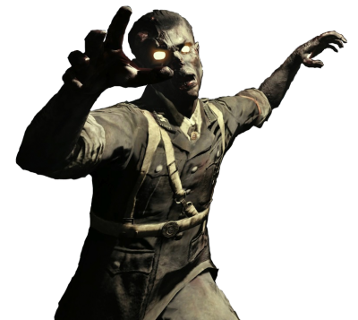 Call Of Duty Zombies Png