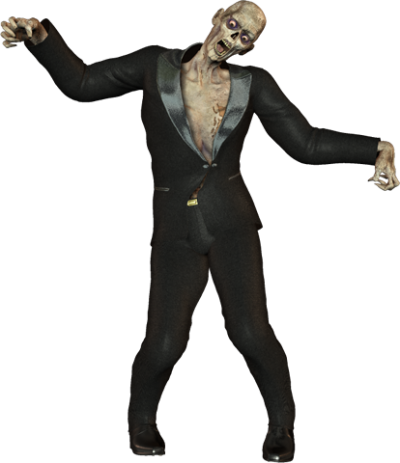 Halloween Zombie Png PNG Images