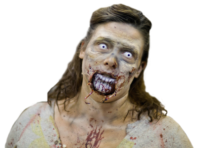 Zombie Girls Png Transparent Images