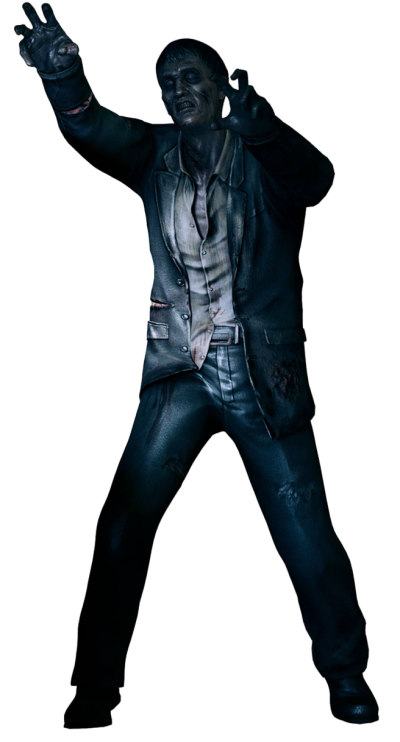 Zombie Render Photos PNG Images