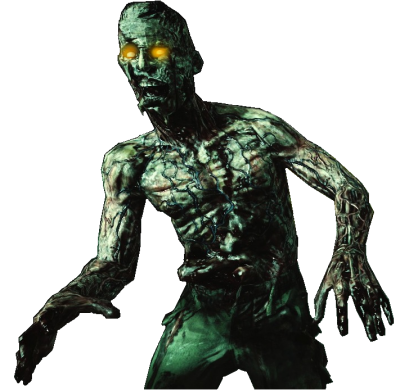 Zombie Render Pictures PNG Images